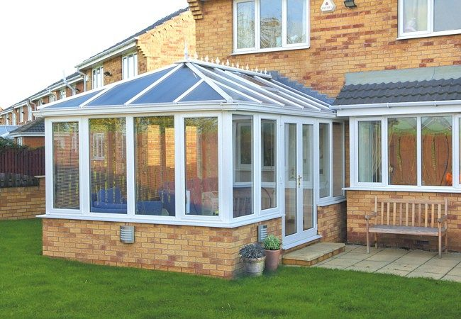 Edwardian victorian conservatories for Adding a conservatory
