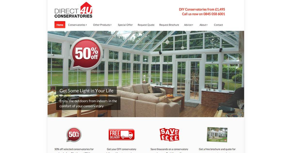 sc 1 th 163 & DIY Conservatories | Self Build Conservatory | Direct Conservatories 4U
