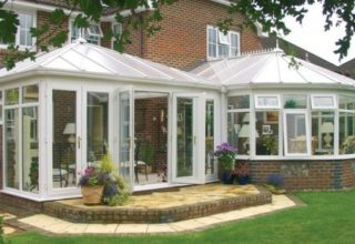 P-shaped & Bespoke Conservatories