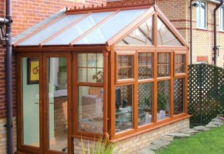 Pavilion & Gable Conservatories