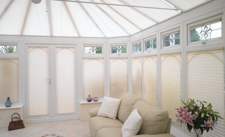 Conservatory blinds direct conservatories 4u a conservatory or orangery is a great addition to any home conservatory blinds will provide the finishing touch not only do they look beautiful but they solutioingenieria Image collections
