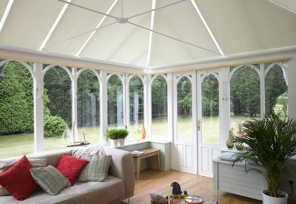 Conservatory blinds direct conservatories 4u image 5 solar r conservatory blinds solutioingenieria Image collections