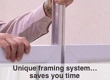 conservatory framing system